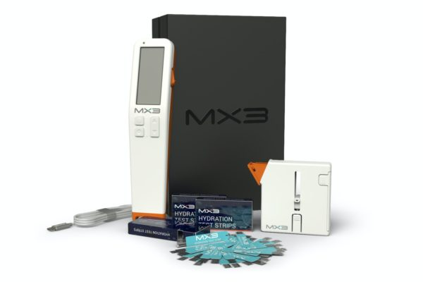 MX3 Hydration Testing kit