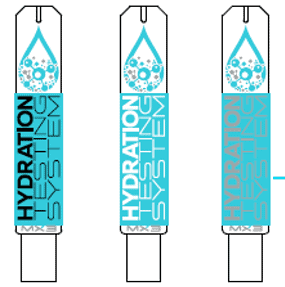 MX3 Hydration Testing Strips