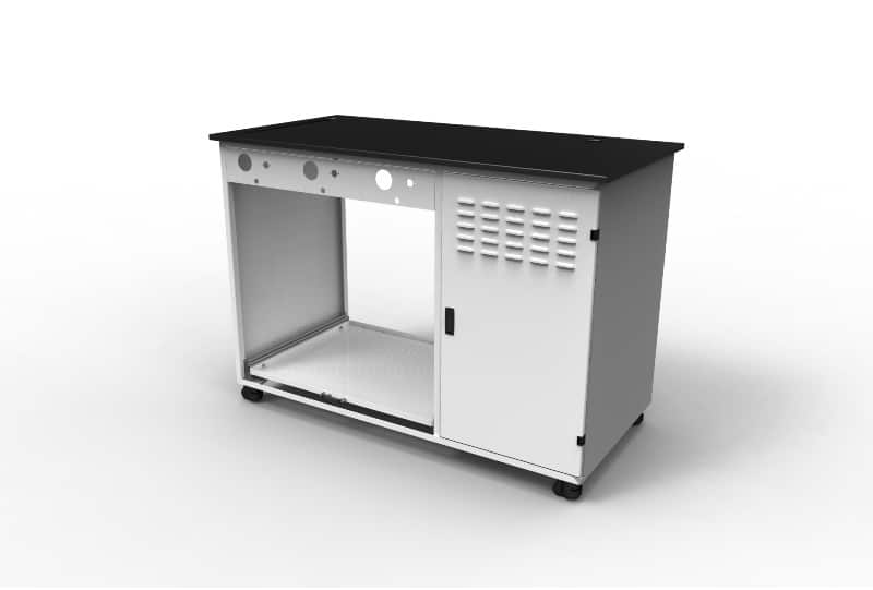 Storage cart for Onepointe Solutions