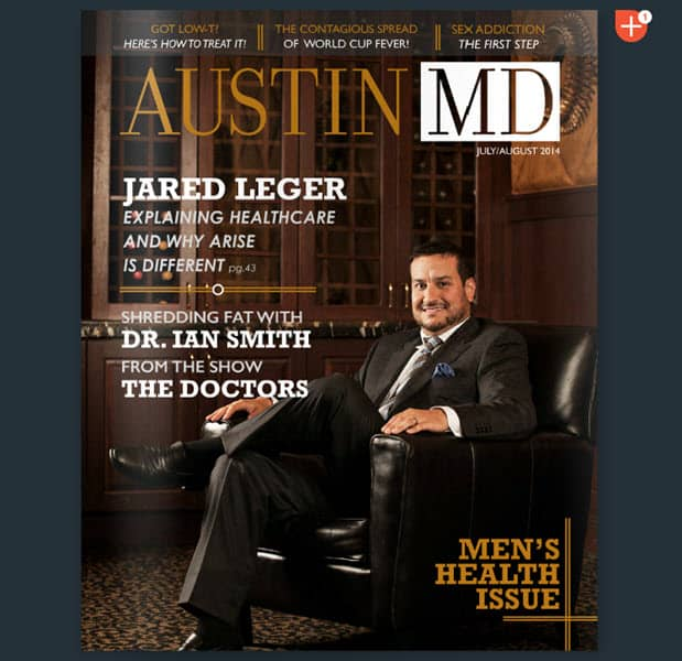 Article: Austin MD Magazine